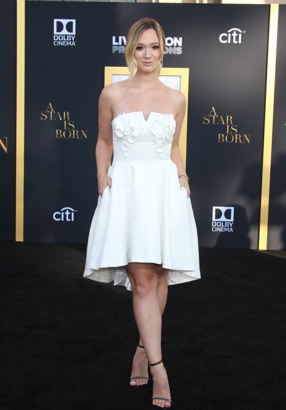 "Alisha Marie – ""A Star Is Born"" Premiere in Los Angeles"