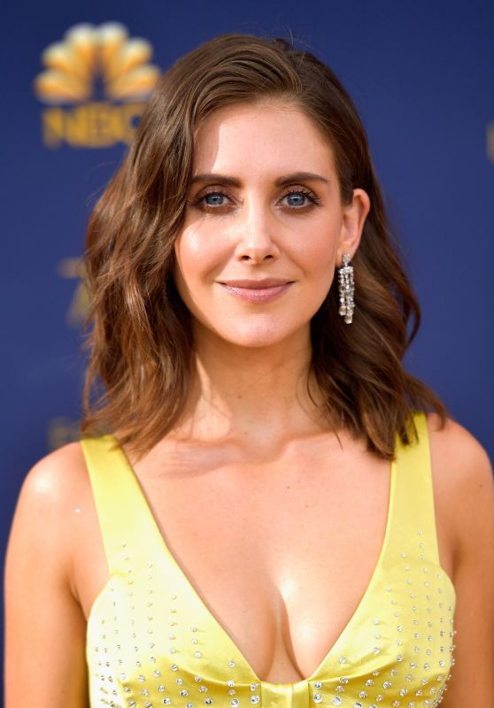 Alison Brie – 2018 Emmy Awards