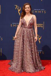 Alyson Hannigan – 2018 Creative Arts Emmy Awards in LA