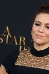 "Alyssa Milano - ""A Star Is Born"" Premiere in Los Angeles"