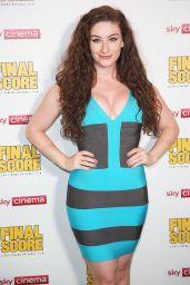 "Amber Doig-Thorne – ""Final Score"" Premiere in London"