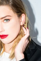 Amber Heard - Coveteur, September 2018