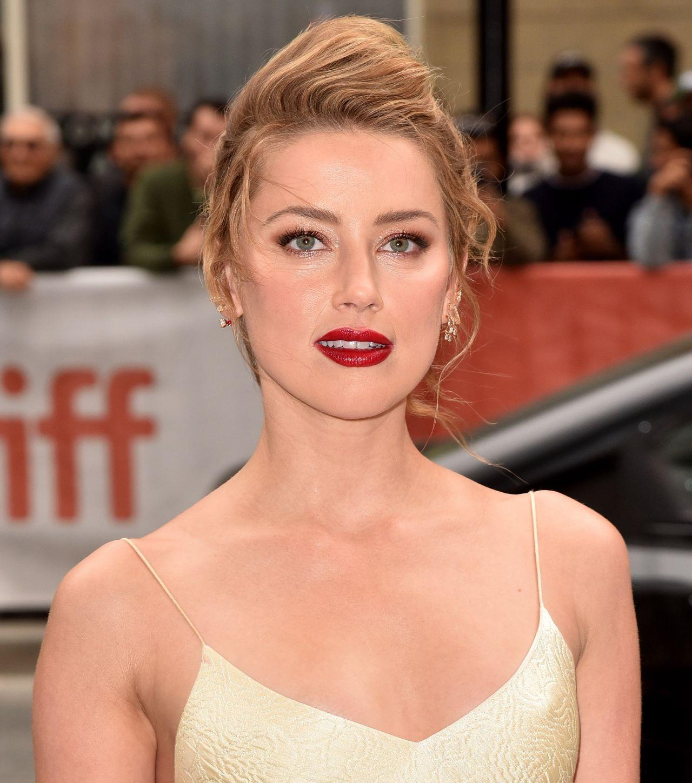 Amber Heard - Her Smell Premiere at 2018 TIFF • CelebMafia