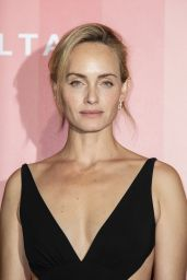 Amber Valletta – AmfAR Gala in Milan 09/22/2018