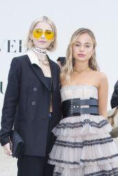 Amelia Windsor – Christian Dior Show, Paris Fashion Week 09/24/2018