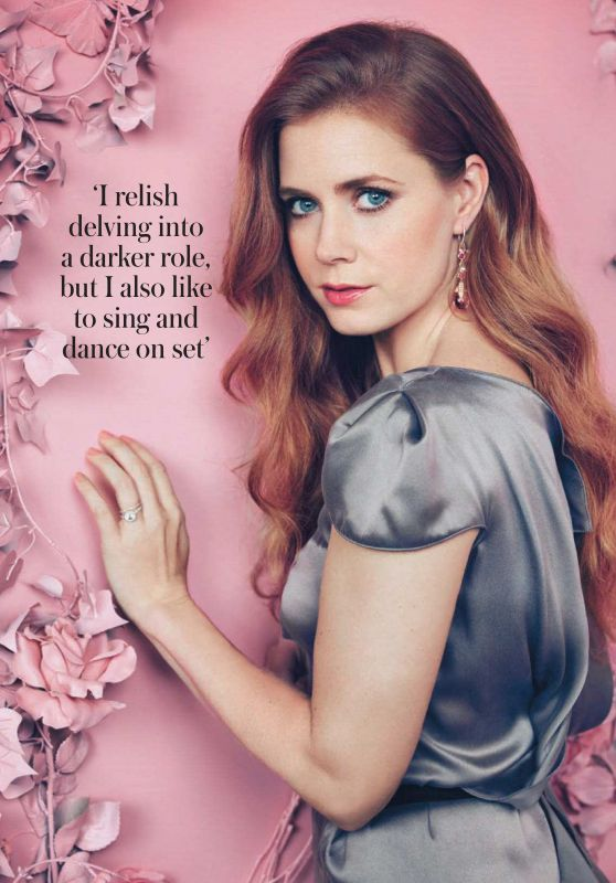 Amy Adams - Woman & Home Magazine South Africa October 2018