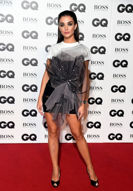 Amy Jackson – GQ Men of the Year Awards 2018 in London