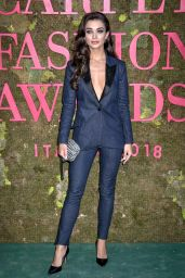 Amy Jackson – Green Carpet Fashion Awards in Milan 09/23/2018