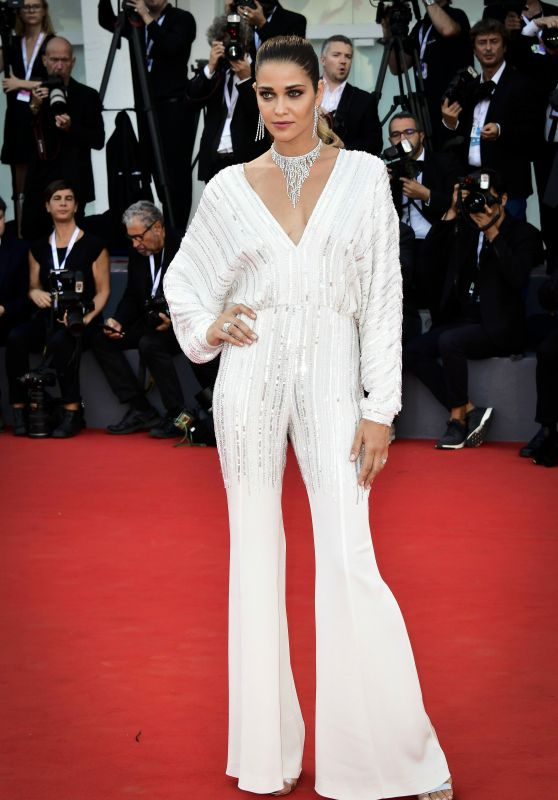 "Ana Beatriz Barros - ""Roma"" Premiere at Venice Film Festival"