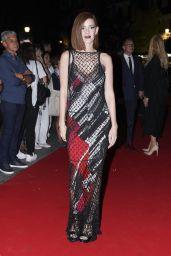 Ana Polvorosa - Vanity Fair Gala in Madrid, Spain 09/26/2018
