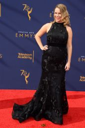 Andrea Barber – 2018 Creative Arts Emmy Awards in LA