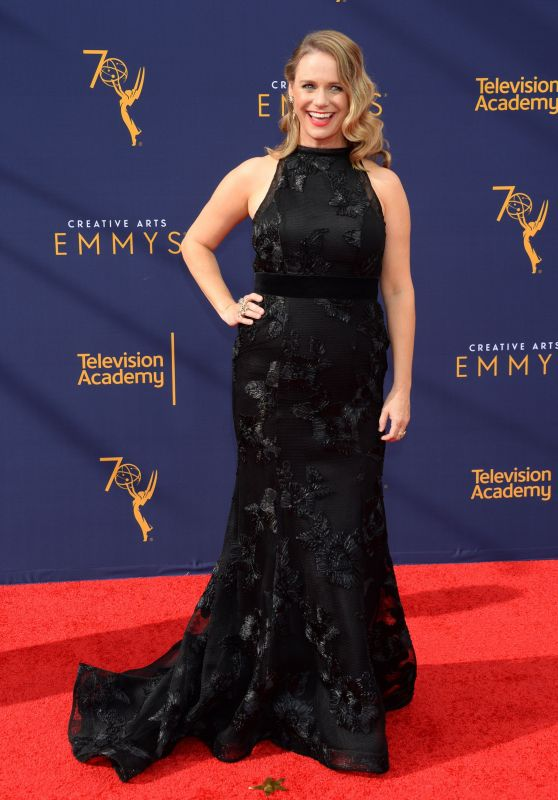 Andrea Barber – 2018 Creative Arts Emmy Awards in LA