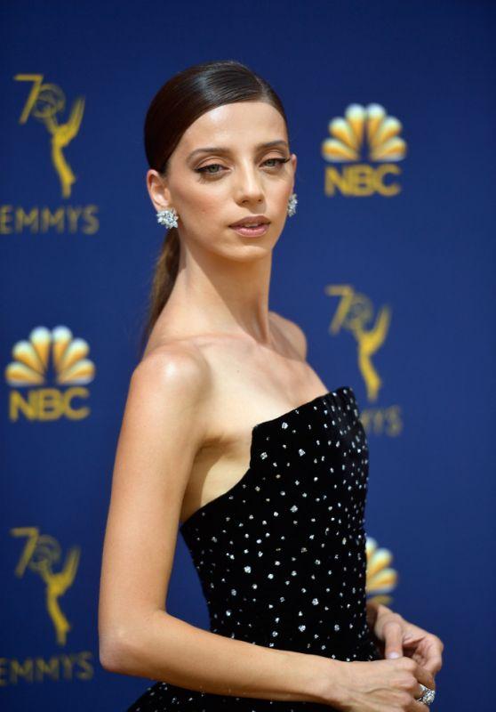 Angela Sarafyan – 2018 Emmy Awards