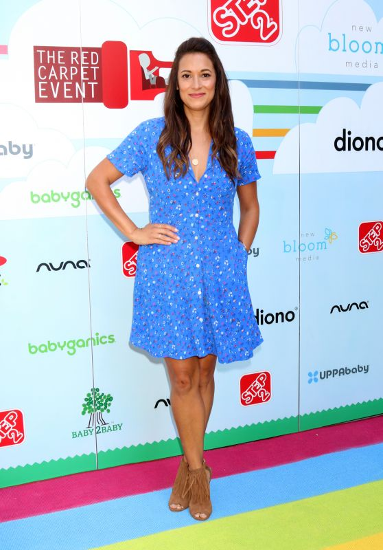 Angelique Cabral – 7th Annual Celebrity Baby2Baby Benefit in LA