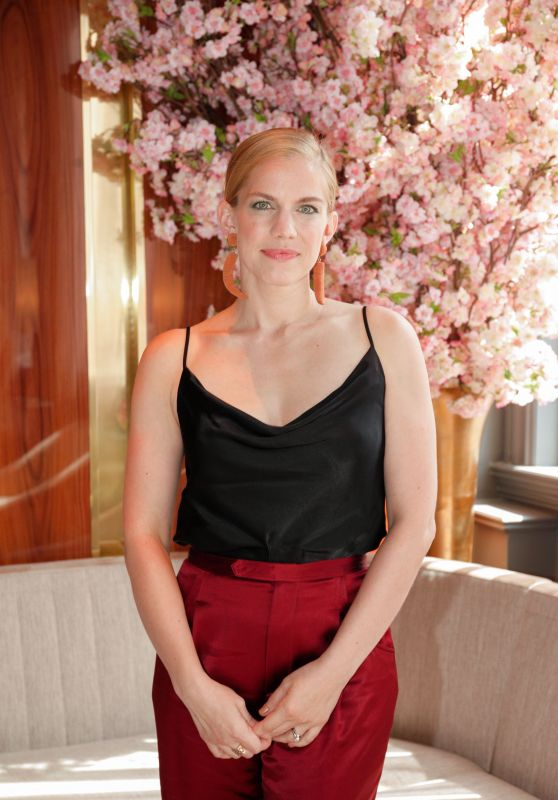 Anna Chlumsky – Lynn Hirschberg and W Magazine's It Girls Celebartion in NY
