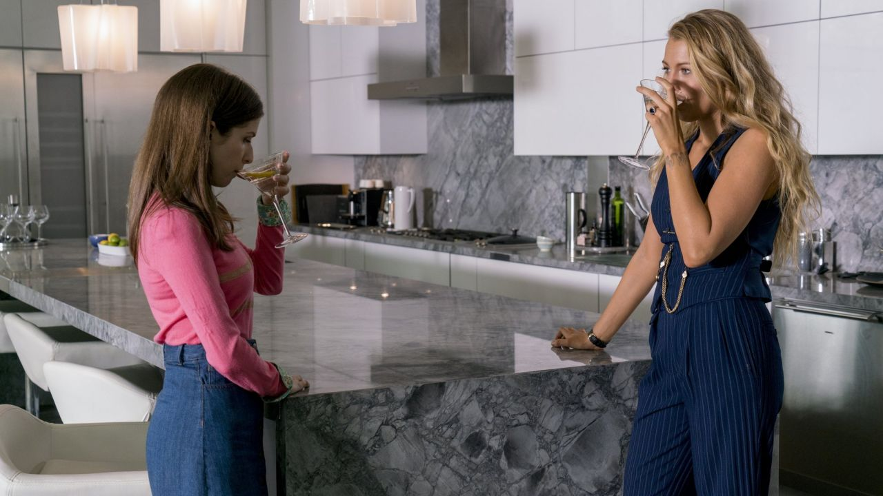 Anna Kendrick And Blake Lively Quot A Simple Favor Quot Photos