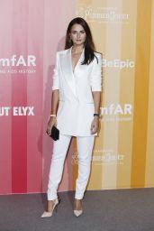 Anna Safroncik – AmfAR Gala in Milan 09/22/2018