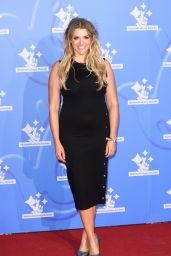 Anna Williamson - The National Lottery Awards in London 09/21/2018