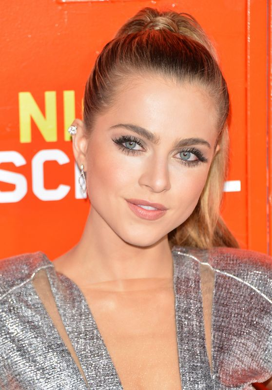 "Anne Winters - ""Night School"" Premiere in LA"