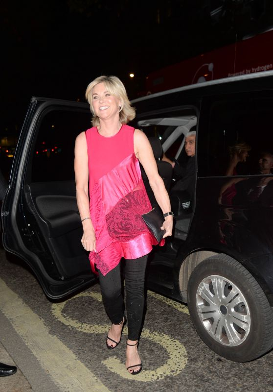 Anthea Turner - Best Heroes Awards in London 09/24/2018