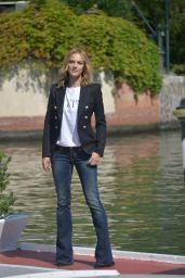 Antonia Liskova – Arriving at the 75th Venice Film Festival 09/03/2018