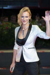 "Antonia Liskova – ""Dragged Across Concrete"" Premiere at Venice Film Festival"