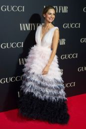Ariadne Artiles – Vanity Fair Personality of the Year Awards in Madrid 09/26/2018