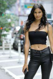 Ashika Pratt – Casting Call for the Victoria's Secret Fashion Show 2018 in NYC