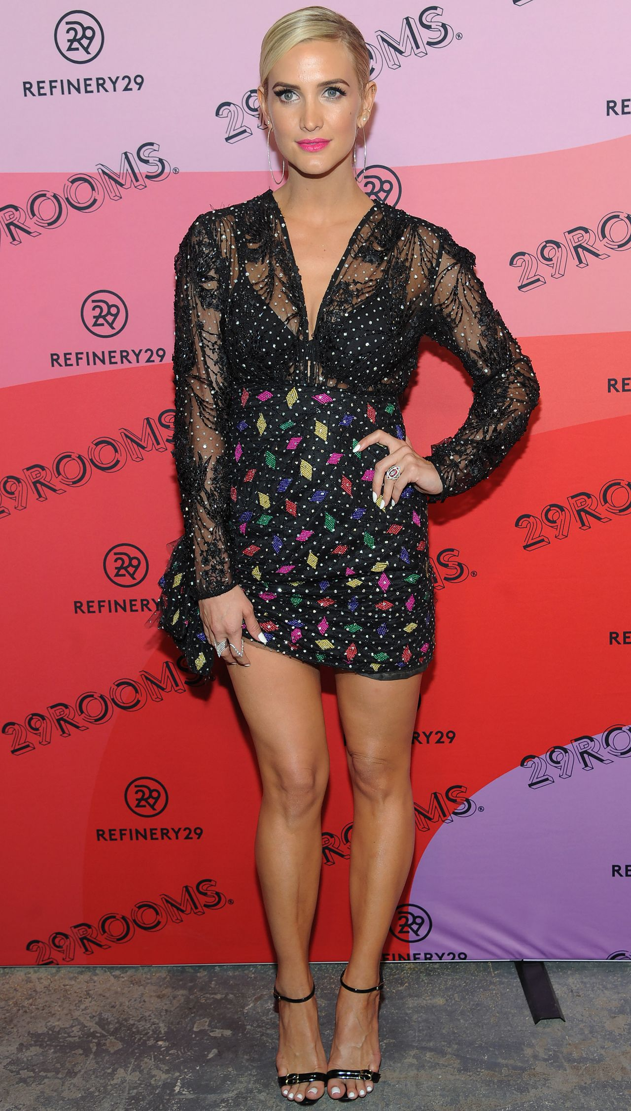 "Ashlee Simpson - ""29Rooms"" Opening Night in Brooklyn 09/05 ... Ashlee Simpson"