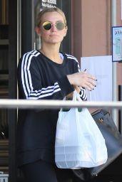 Ashlee Simpson - Leaving the Gym in LA 09/17/2018