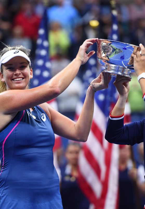 Ashley Barty and Coco Vandeweghe - Women
