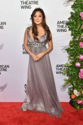 Ashley Park – American Theater Wing Gala in New York 09/24/2018