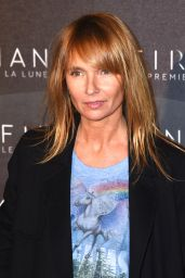"""Axelle Laffont - """"First Man"""" Premiere in Paris"""