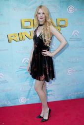 "Ayvianna Snow – ""Dead Ringer"" Premiere in London"