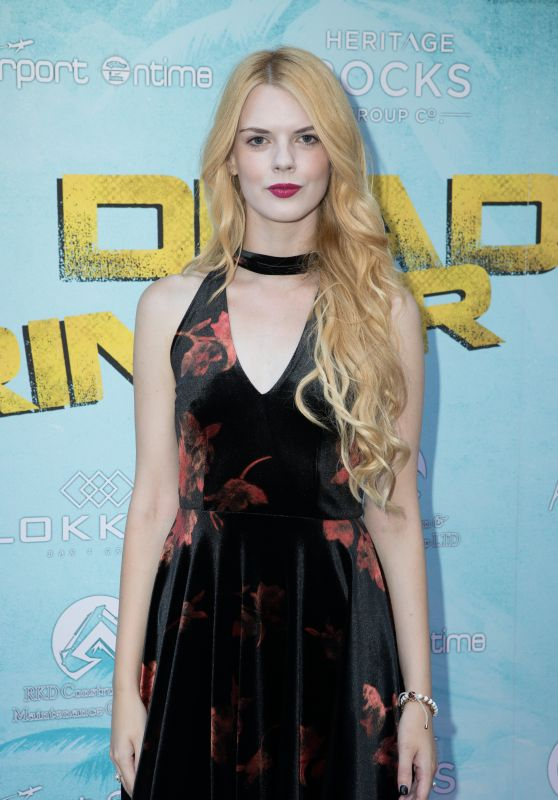 "Ayvianna Snow – ""Dead Ringer"" Premiere in London"