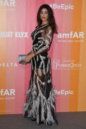 Belen Rodriguez – AmfAR Gala in Milan 09/22/2018