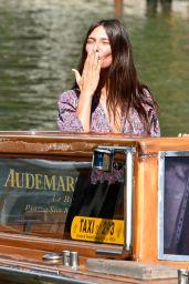Bianca Balti – Arriving at the 75th Venice Film Festival 09/02/2018