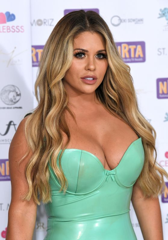Bianca Gascoigne – 2018 National Reality TV Awards in London