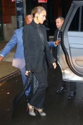Blake Lively - Leaving The Greenwich Hotel in New York 09/10/2018