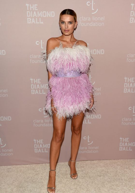 Bregje Heinen – 4th Annual Diamond Ball in NYC