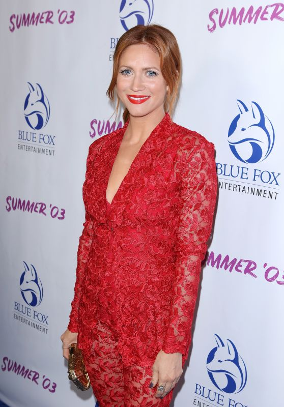 "Brittany Snow - ""Summer"