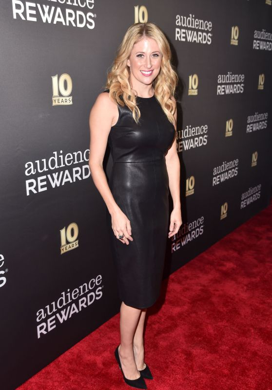 Caissie Levy – 10th Anniversary of Audience Rewards in NY