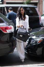 Camila Alves Style - New York City 09/27/2018
