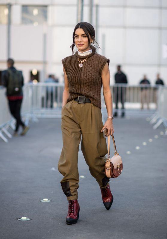 Camila Coelho Style and Fashion - Paris 09/26/2018