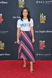 "Camila Mendes - ""The New Romantic"" Screening at the 2018 LA Film Festival"
