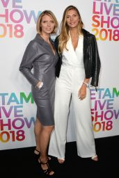 Camille Cerf – Etam Show at Paris Fashion Week 09/25/2018