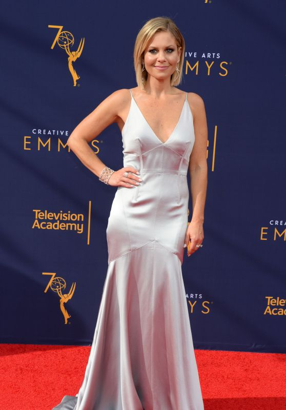 Candace Cameron Bure – 2018 Creative Arts Emmy Awards in LA