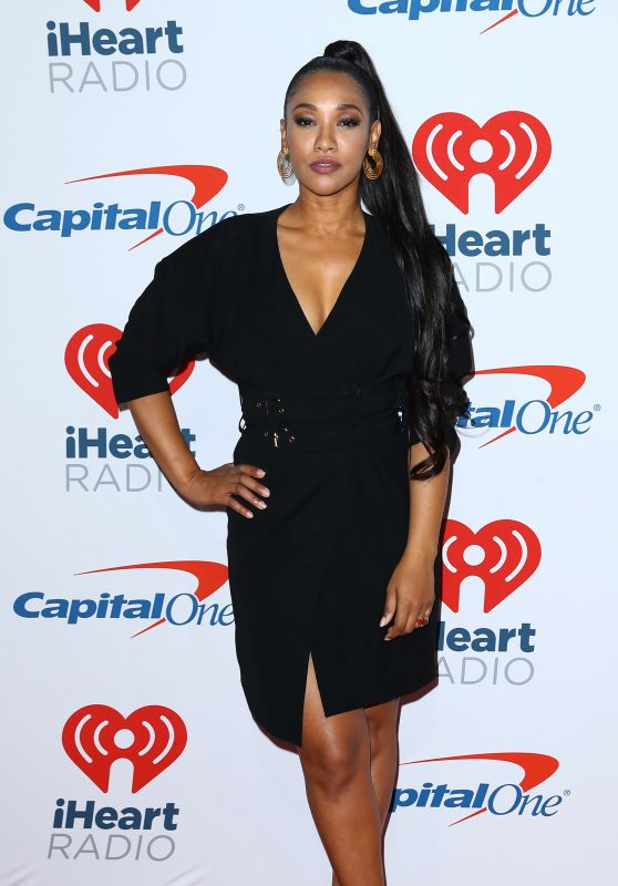 Candice Patton - iHeartRadio Music Festival in Las Vegas 09/21/2018