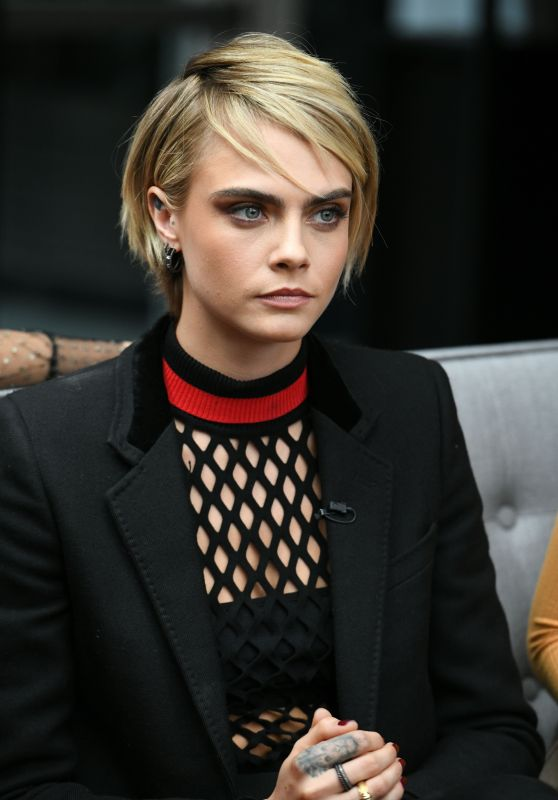 Cara Delevigne – Variety Studio Presented by AT&T at 2018 TIFF