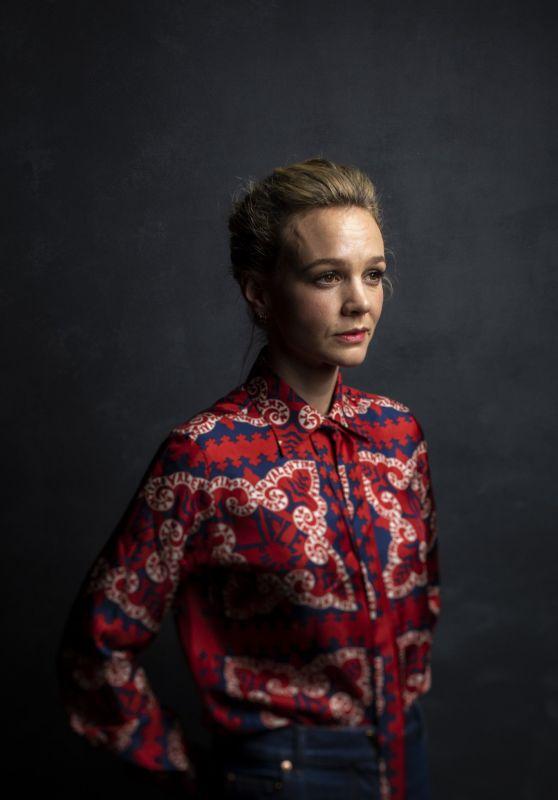 Carey Mulligan - Los Angeles Times Photo Studio Portraits at TIFF 2018